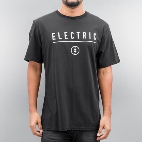 Electric T-paita Musta