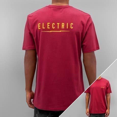 Electric T-paita Punainen