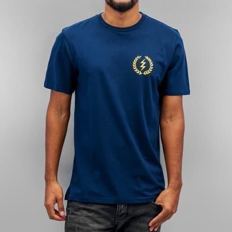 Electric T-paita Sininen