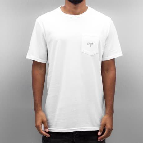 Electric T-paita Valkoinen