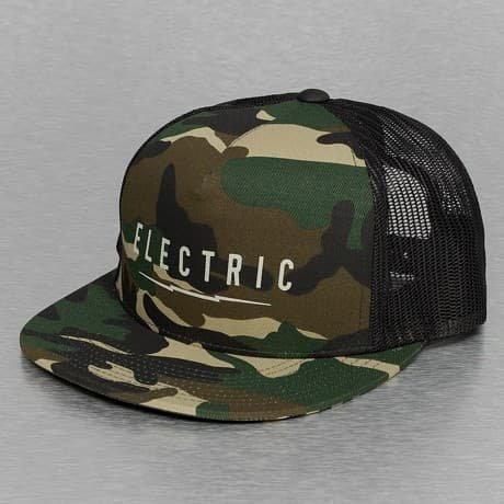 Electric Verkkolippis Camouflage