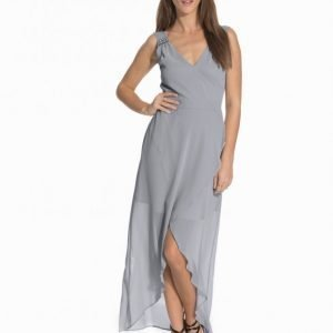 Elise Ryan Maxi Trim Wrap Dress Maksimekko Hopea