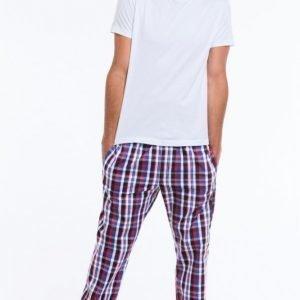 Ellos Kankaiset Pyjamahousut