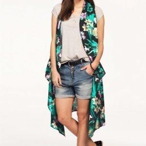 Ellos Kuviollinen Kimono