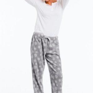 Ellos Pyjamahousut Fleeceä