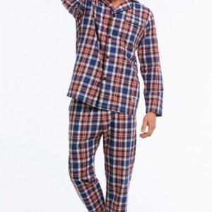 Ellos Ruudullinen Pyjama