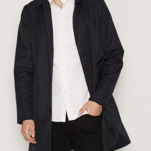 Elvine Crockett Coat Takki Dark Navy