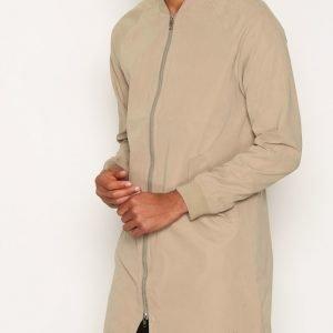 Elvine Rickard Coat Takki Taupe