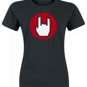 Emp Logo Naisten T-paita