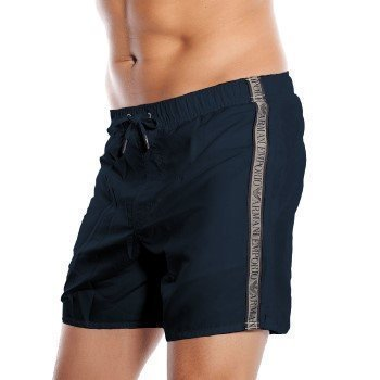 Emporio Armani EA Swim Shorts White1