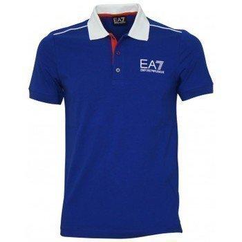 Emporio Armani EA7 Polo 273967 6P254 bleu dur