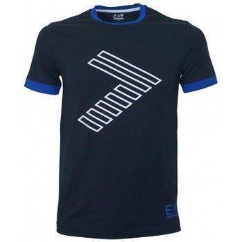Emporio Armani EA7 Tee-shirt emporio armani 5P254 273813 bleu marine
