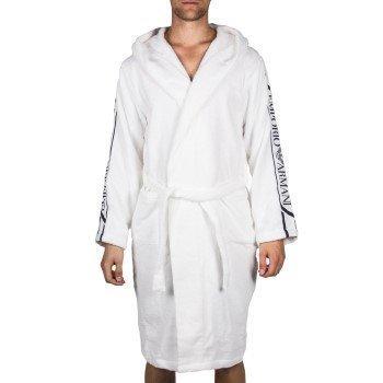 Emporio Armani Jaquard Sponge Loungewear Bathrobe