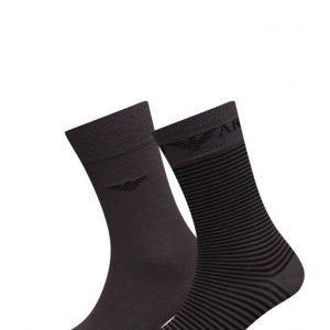 Emporio Armani Men'S Knit Short Soc sukat