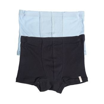 Esprit Basic Dino Shorts Blue 2 pakkaus