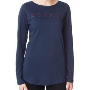 Esprit Bodywear pitkähihainen T-paita