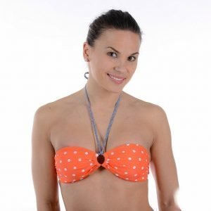 Esprit Bondi Beach Bandeau Bikiniyläosa Oranssi / Värikäs