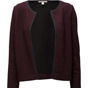 Esprit Casual Blazers Knitted bouclé takki
