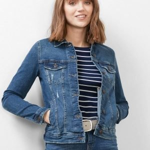 Esprit Casual Denim Jacket Farkkutakki