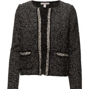 Esprit Casual Jackets Indoor Knitted bouclé takki