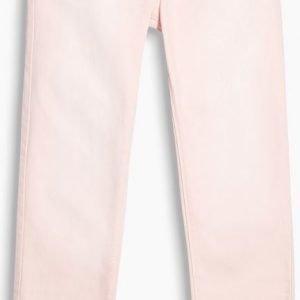 Esprit Casual Skinny Pants Pink Naisten Housut