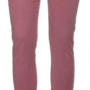 Esprit Casual Slim Pant Pink Naisten Housut