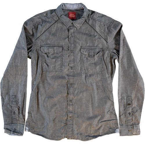 Esprit Chambrey Shirt Grey