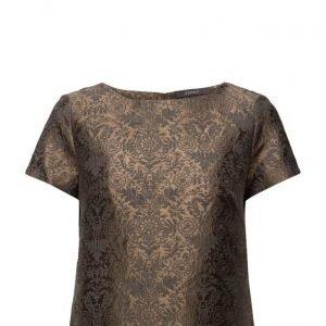 Esprit Collection Blouses Woven lyhythihainen pusero