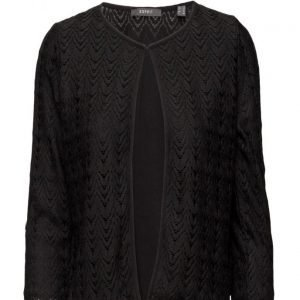 Esprit Collection Jackets Indoor Knitted neuletakki
