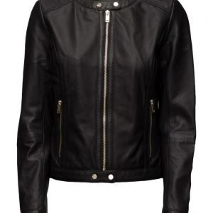 Esprit Collection Jackets Outdoor Leather nahkatakki