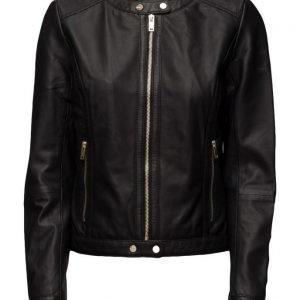 Esprit Collection Jackets Outdoor Leather nahkatakki