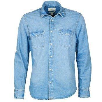 Esprit Denim Shirt pitkähihainen paitapusero