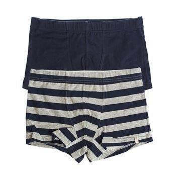 Esprit Heritage Shorts Navy 2 pakkaus