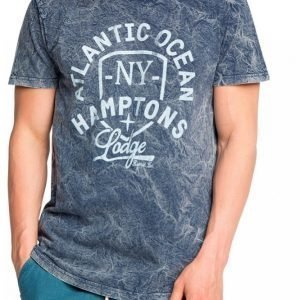 Esprit Kuviollinen T-Paita Slim Fit
