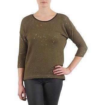 Esprit LEATHER ZIPPER Sweatshirts pitkähihainen t-paita