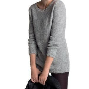 Esprit Lurex Sweater Grey