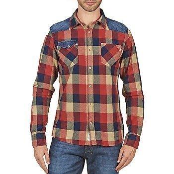 Esprit Woven Shirt Shirts woven pitkähihainen paitapusero