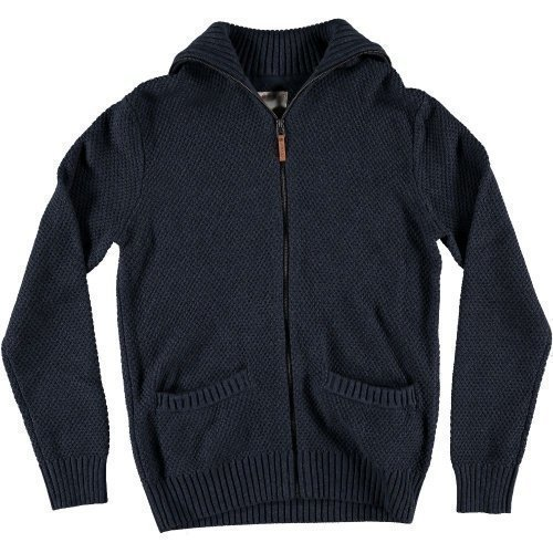 Esprit Zip Cardigan Blue