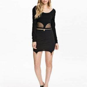 Estradeur Suspender Skirt