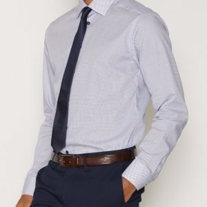 Eton Eton Cambridge Shirt Kauluspaita Sininen