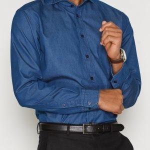 Eton Eton Cutaway Collar Shirt Kauluspaita Sininen