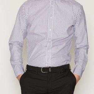 Eton Eton Lightweight Poplin Shirt Kauluspaita Blue