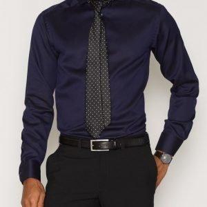 Eton Eton Twill Shirt Kauluspaita Sininen