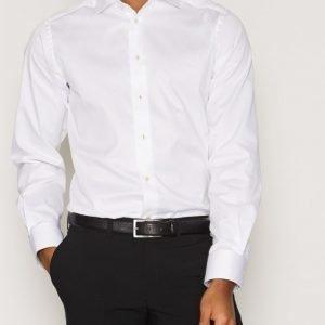 Eton Eton Twill Shirt Kauluspaita White