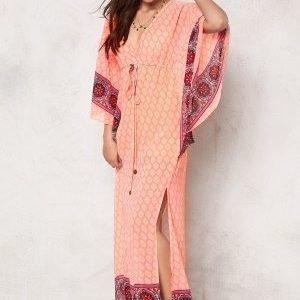 F.A.V Malibu Maxi Wing Pink Print