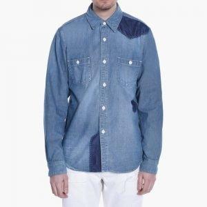FDMTL Denim Shirt 2YR Wash