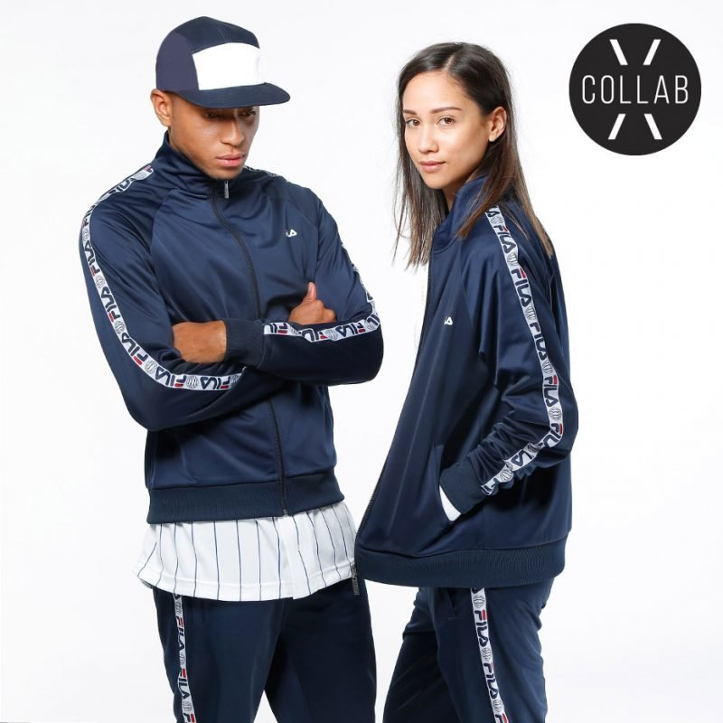 FILA Common Fila -zip crew