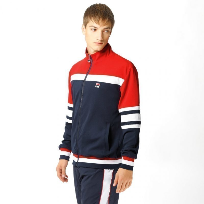 FILA Courto -zip crew