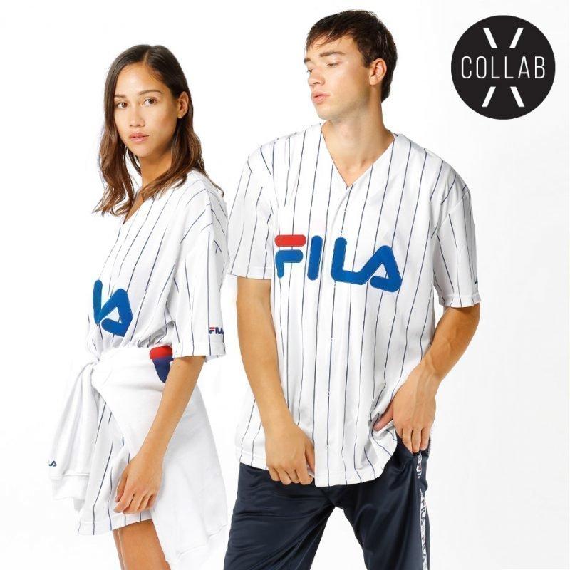 FILA King Baseball Fila -t-paita