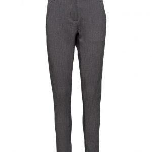 FIVEUNITS Angelie 226 Rib Fogy Grey Pants suorat housut
